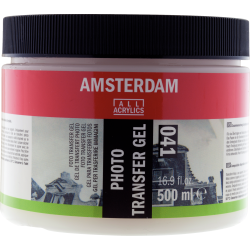 Amsterdam Photo Transfer Gel 500ml