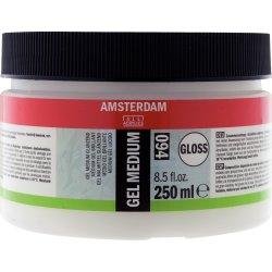 Amsterdam AAC Gel Medium 250ml - Gloss
