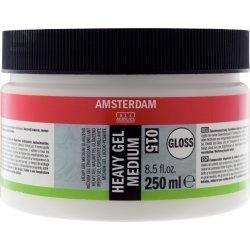 Amsterdam Acrylic Heavy Gel Medium 250ml - Gloss