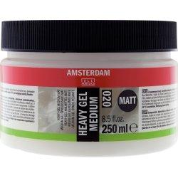 Amsterdam Acrylic Heavy Gel Medium 250ml - Matt