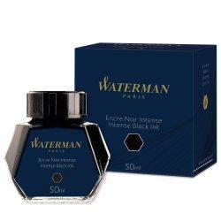 Waterman Ink Bottle 50ml - Black