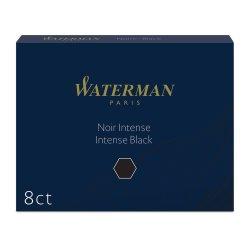 Waterman Large Size Standard Ink Cartridge - Black