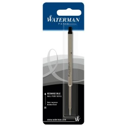 Waterman Ballpoint Refill - Black