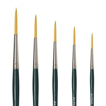 Series 1270 NOVA Synthetic Hobby Rigger Brush