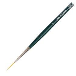 Series 1270 NOVA Synthetic Hobby Rigger Brush - Size 0