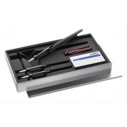 Lamy Black Joy Fountain Pen Set