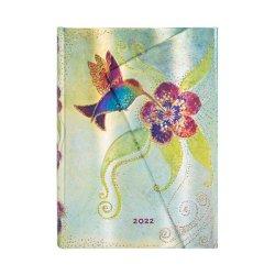 Paperblanks Hummingbird Midi 2022 Planner
