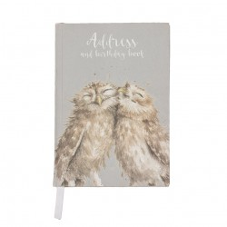 Wrendale Designs Birds of a Feather A5 Address Book