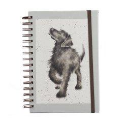 Wrendale Designs Walkies A5 Notebook