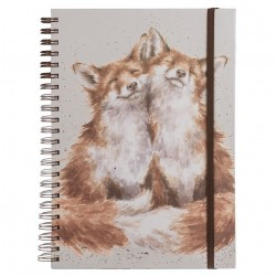 Wrendale Designs Contentment A4 Notebook