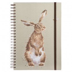 Wrendale Designs The Hare & the Bee A4 Notebook