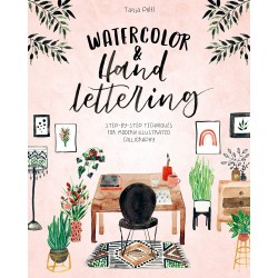 Watercolour and Hand Lettering