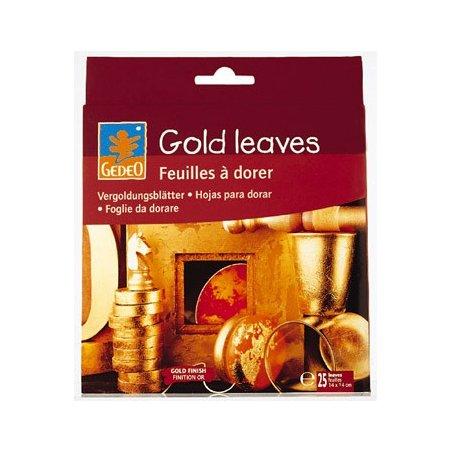Gold Finish Gold Leaf