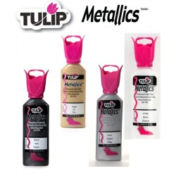 Tulip Metallic 3D Fabric Paint