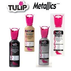 Tulip Metallic 3D Fabric Paint