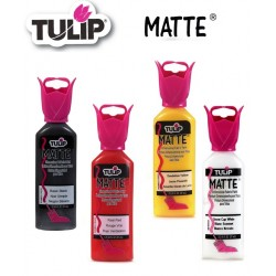 Tulip Matte 3D Fabric Paint