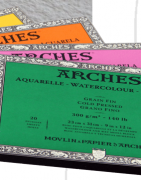 Arches Watercolour Blocks