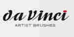 Da Vinci artist brushes