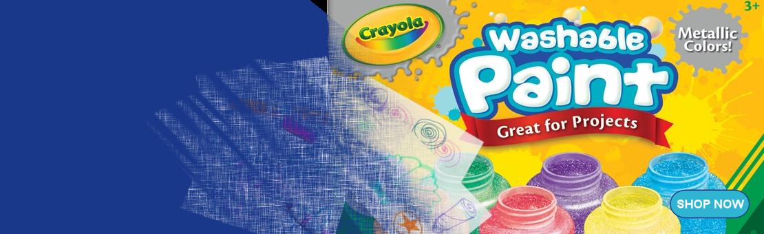 Crayola Crayons and Pens
